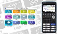 Новое приложение превращает калькулятор Casio в мобильное устройство для программирования
